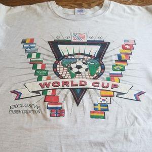 vintage 1994 fifa world cup tee
